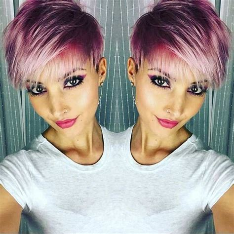 Short hair color ideas 2017
