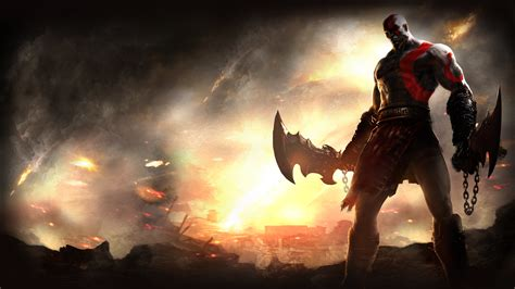 wallpaper full hd god of war god of war full hd wallpaper and background image