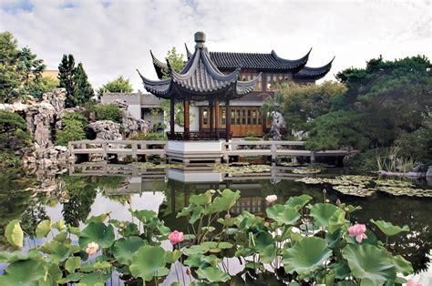 members receive reciprocal access  lan su chinese garden