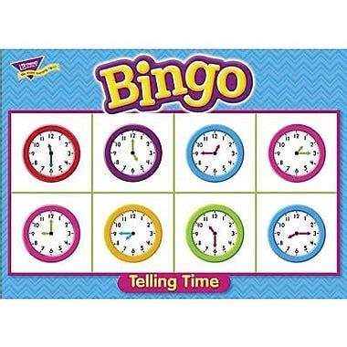 free printable clock bingo cards counting number worksheets 187 time bingo worksheets free