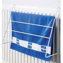 Radiator Clothes Dryer New Radiator Clothes Airer Dryer 4 Bar Plastic 2m Space Ebay