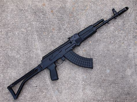 arsenal ak arsenal sam7sf 84 ak47 rifle black 7 62x39 16 barrel