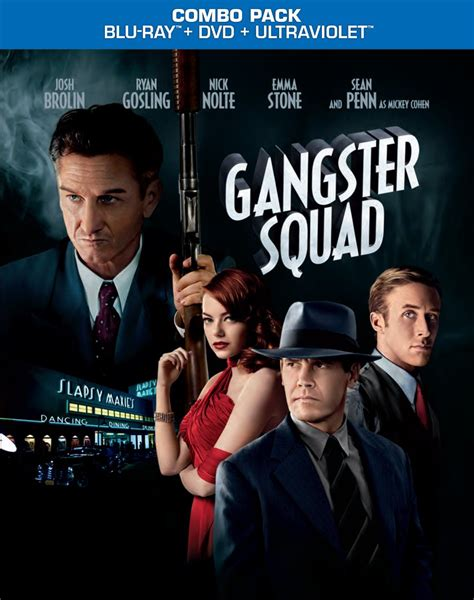 film like gangster squad gangster squad blu ray review gangster squad stars josh