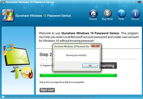 windows password reset not working pre created windows 10 password reset disk not working