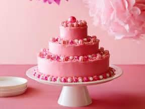 pinker kuchen pink birthday cake fomanda gasa