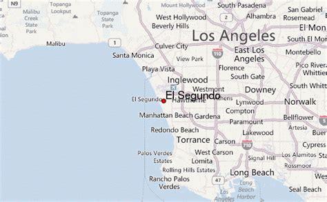 california map el segundo el segundo location guide
