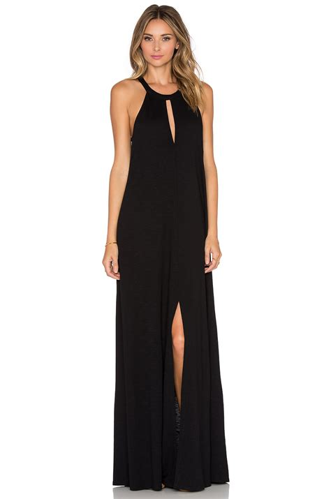 Laurent Slit Dress Black glamorous black maxi dress with slit 97 with additional dresses plus size with black maxi dress