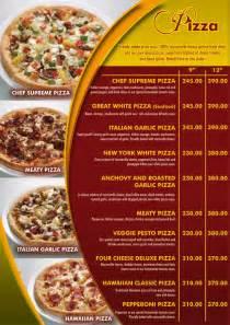 Pizza Menu Resto Fabulous Restaurants In Manila On Promo