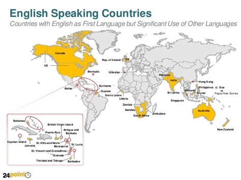 ten speaking countries click on speaking countries in the world