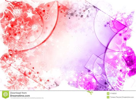 red and pink winter red and pink background stock illustration