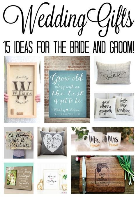 Handmade Wedding Gift Ideas - wedding gift ideas for and groom gift