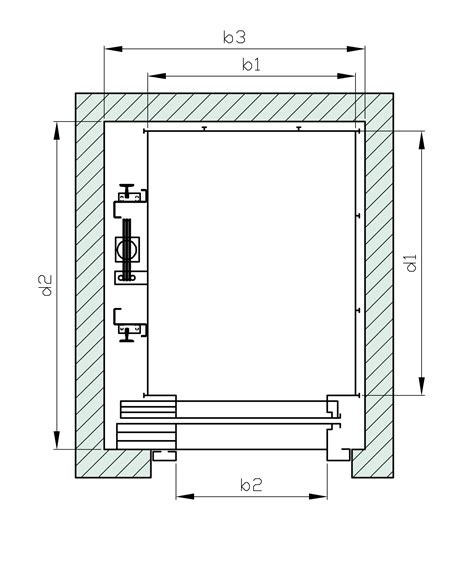 Small Home Elevator Size Small Home Elevators Dimensions 28 Images Dimensions
