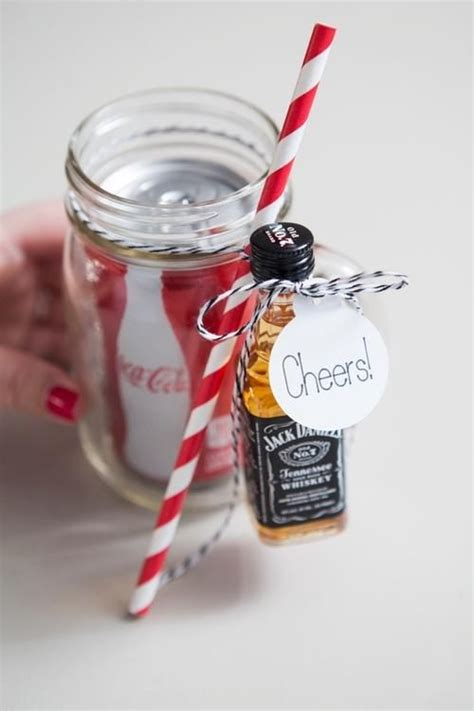 christmas booze gifts 14 jar crafts you need this