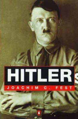 hitler biografi fest hitler joachim c fest 9780140059502