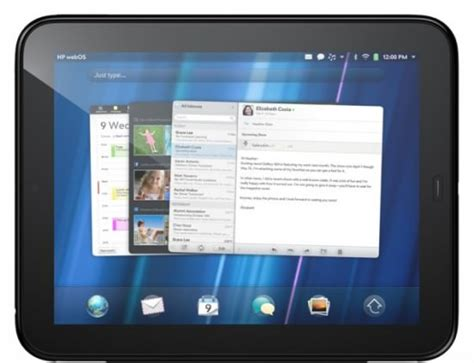Hp Zu Android Cyanogenmod Android F 252 R Das Hp Touchpad Ist Da