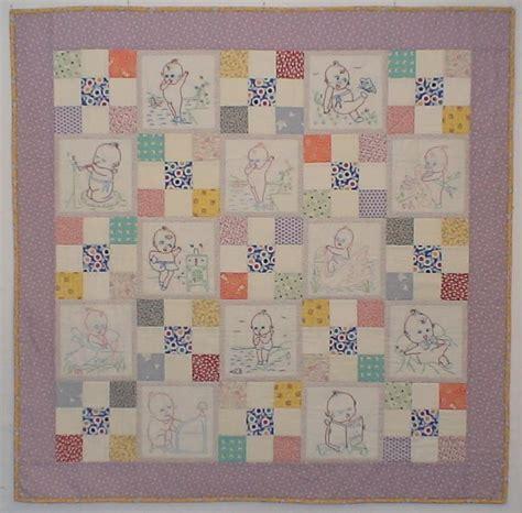 kewpie quilt custom memory quilts home
