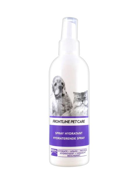 putri moisturzer spray 200ml frontline pet care moisturizing spray 200ml buy at low