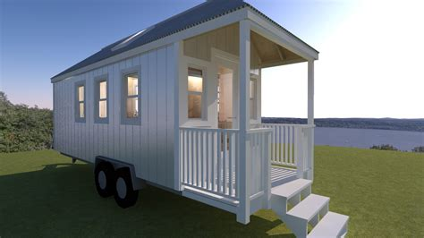 tiny house plans with porches boonville 24 gets a makeover