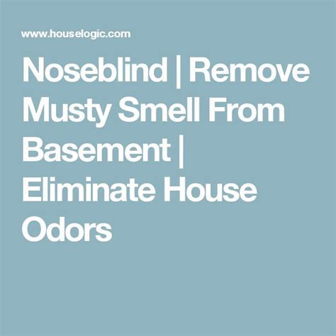 remove musty smell from wood best 25 eliminate house odors ideas on pinterest lime