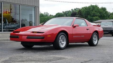 how to learn about cars 1989 pontiac firebird interior lighting survivor bird 1989 pontiac firebird formula ws6
