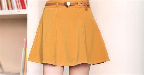 Rok Soft Import 2 model rok payung yang banyak dicari wanita saat ini