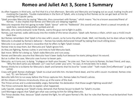 themes for romeo and juliet act 2 scene 2 romeo and juliet act 2 scene 1