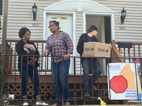 Worcester Telegram And Gazette Court Records Anti Foreclosure Protester Arrested During Eviction In