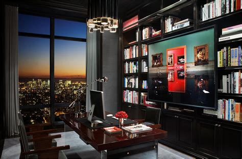 Trump Tower New York Penthouse | trump world tower modern penthouse idesignarch
