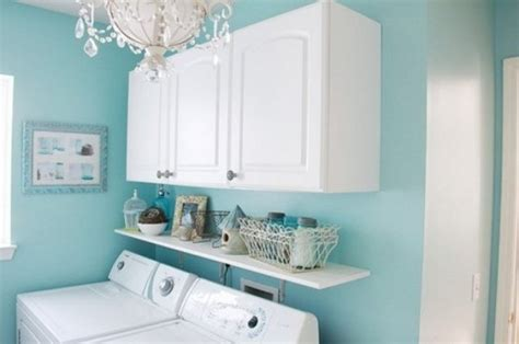 blue paint color make the room more fresh home