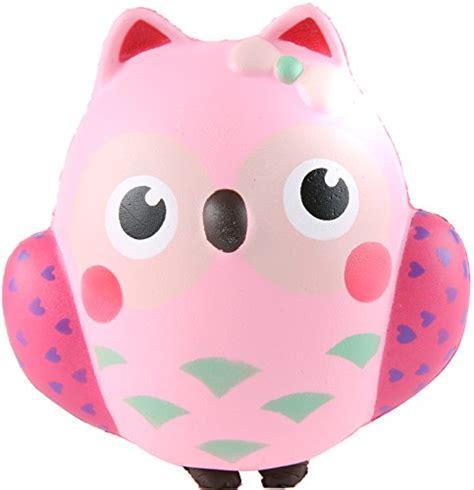 Squishy Owl 1 aolige jumbo squishy kawaii owl scented