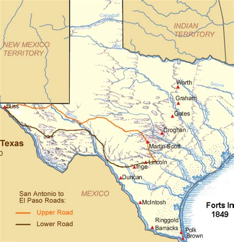 indian reservations texas map history of the 12th cavalry regiment homepage