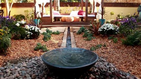 how to build a stream in your backyard backyard stream creates calm video diy