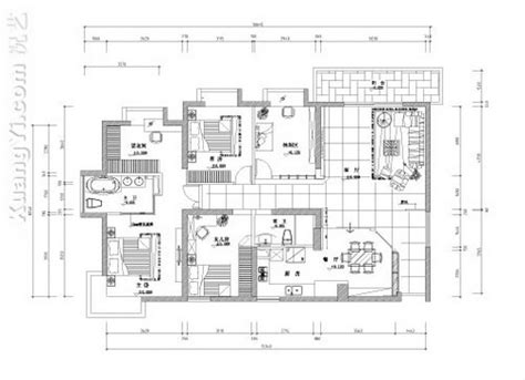 How To Draw A Interior Design Plan by Plan Interior Decoration Design Drawing Plane