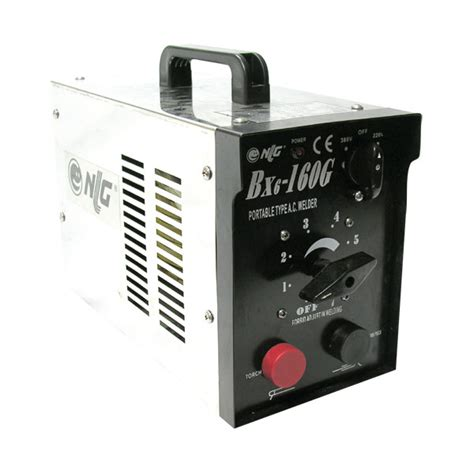 Mesin Las Nlg nlg welding inverter machine mesin las bx6 160g