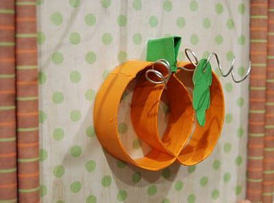 Toilet Paper Pumpkins Craft - 17 best ideas about pumpkin on
