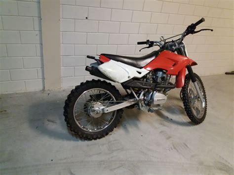 Motocross Motorrad Honda by Motocross Motorrad Daifo Honda 125 Ccm Viertaktmotor