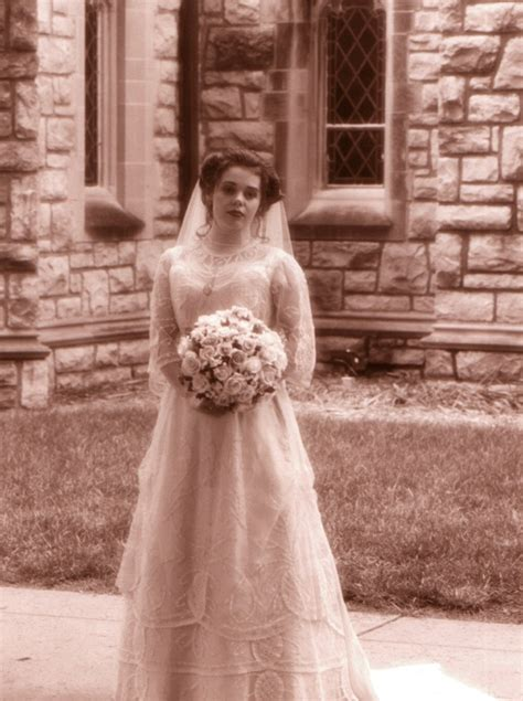 Brautkleider Um 1900 by Vintage Brautkleider Als Inspiration F 252 R Die