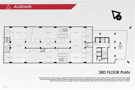floor plan 3rd avenir condo office units for sale code cd 8168 cebu