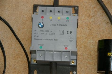 Bmw Motorrad Battery Charger by Motorcycle Mania Bmw Battery Charger