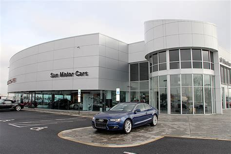 audi dealership design us post office nj