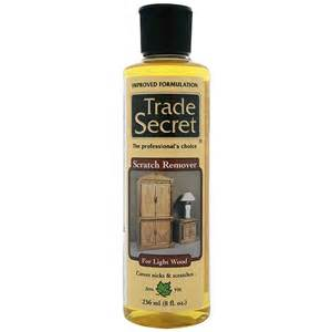 light wood scratch remover rona