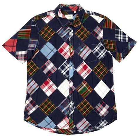 Plaid Patchwork - plaid patchwork ensembles this is not a polo shirt