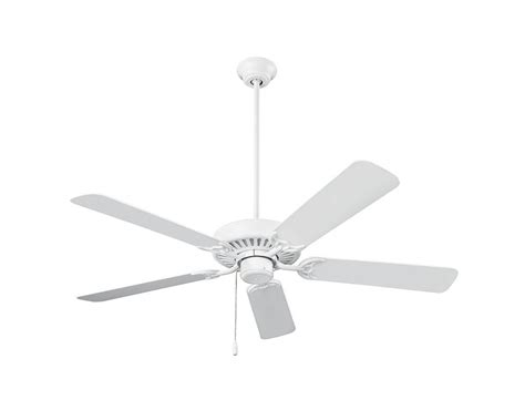 nutone ceiling fan nutone cfs52wh white 52 inch indoor ceiling fan from the