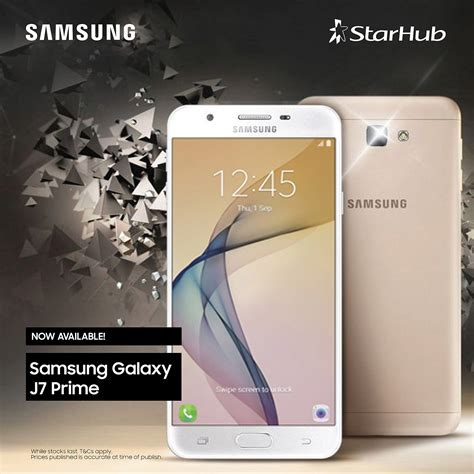 Harga Samsung J7 Prime Price jem 174 samsung galaxy j7 prime now available