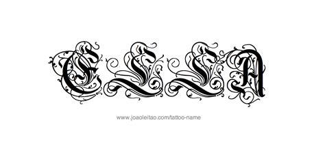 ella rose tattoo 28 ella name designs ella name designs ella
