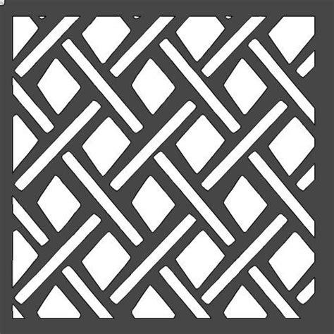 diamond pattern wall stencil diamond lattice stencil style 3 12x12 style