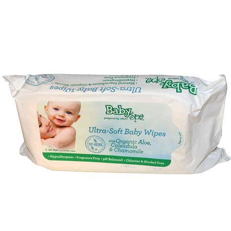 Baby Wipes babyspa ultra soft baby wipes fragrance free 72 wipes iherb