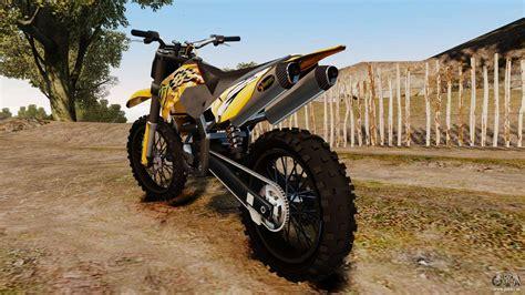 Gta 5 Bestes Cross Motorrad by Ktm 450 Exc Energy F 252 R Gta 4