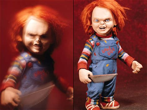 movie of chucky 2 figuresworld gt movie maniacs