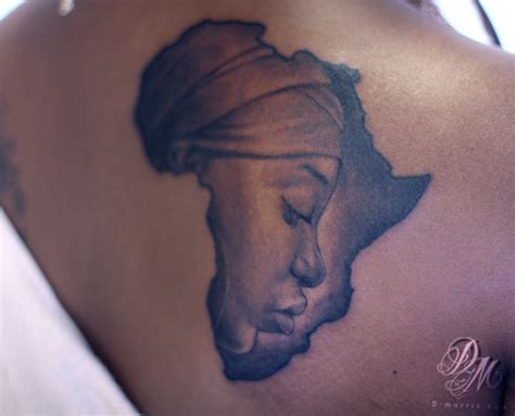 africa map tattoo designs tattoos page 19